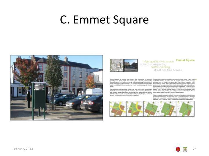 C. Emmet Square
