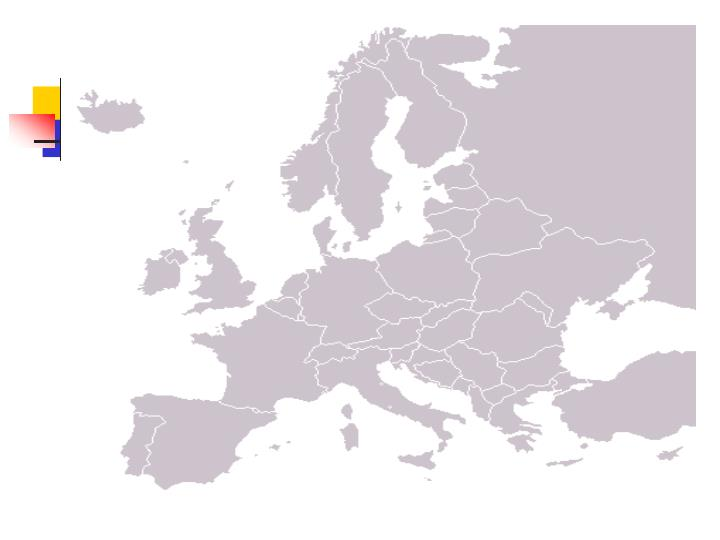 Western and eastern europe ppt