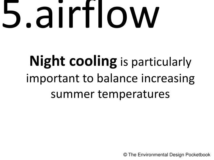 5.airflow