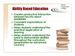 ability based education17