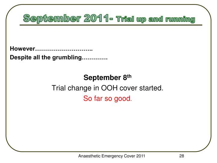 September 2011-