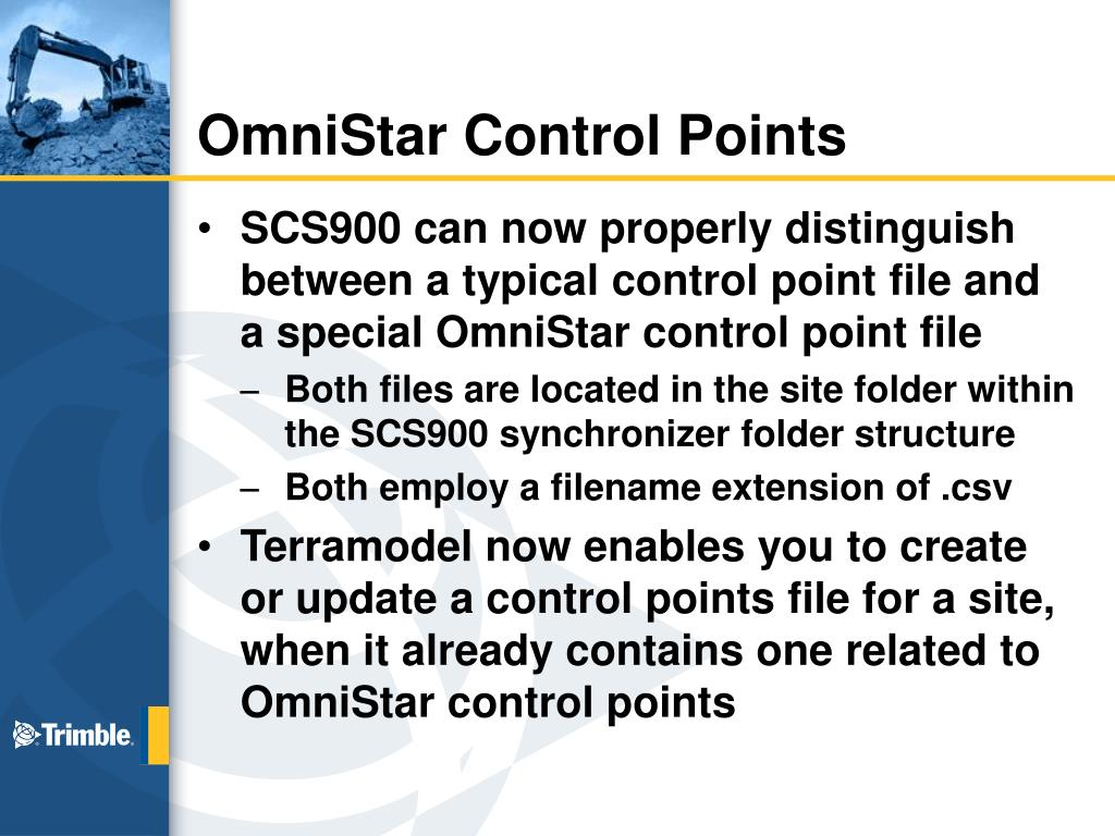 PPT - Terramodel Version 10 60 PowerPoint Presentation - ID
