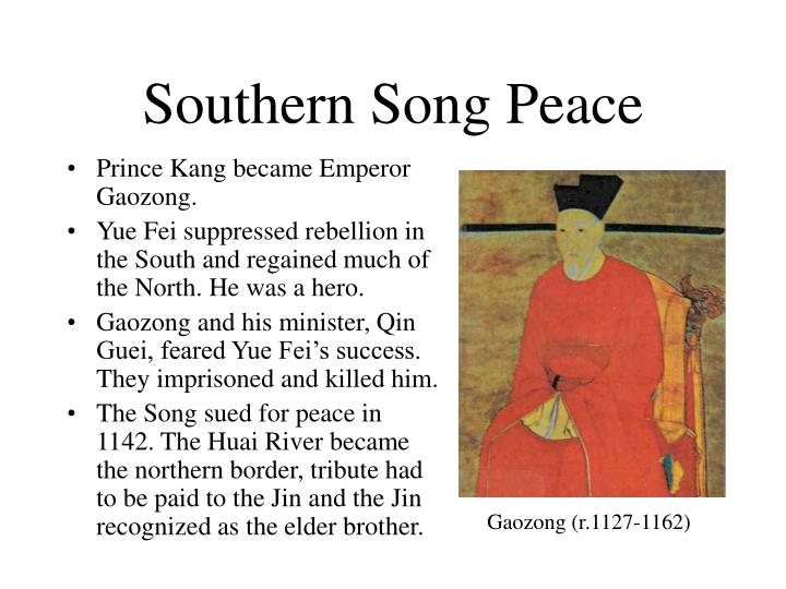 Southern Song Peace