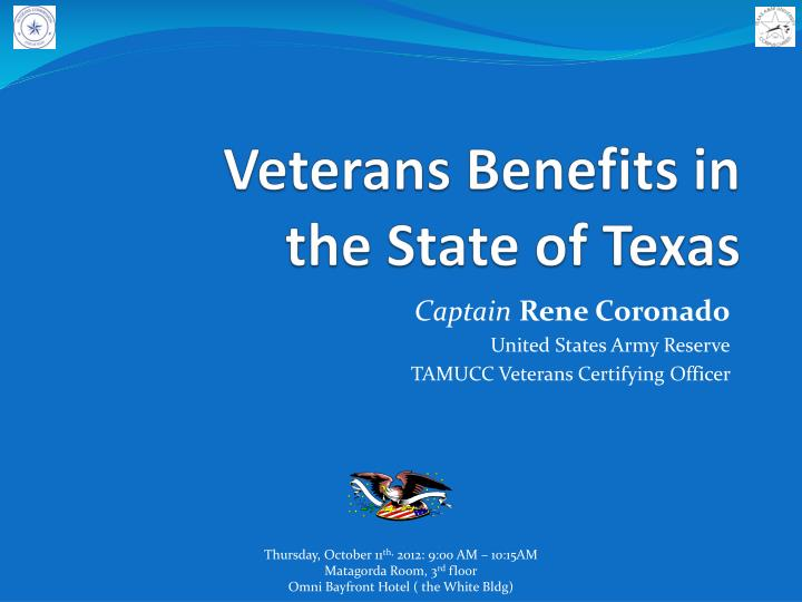 veterans benefits in the state of texas n.