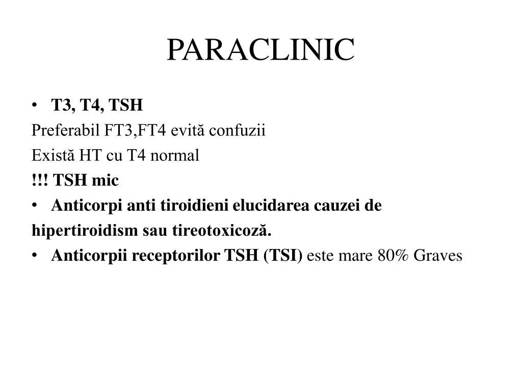 Hipertiroidism   boldcharts.ro
