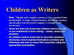 children as writers4