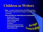 children as writers6