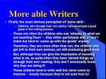 more able writers1