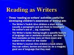 reading as writers1