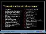 translation localization areas