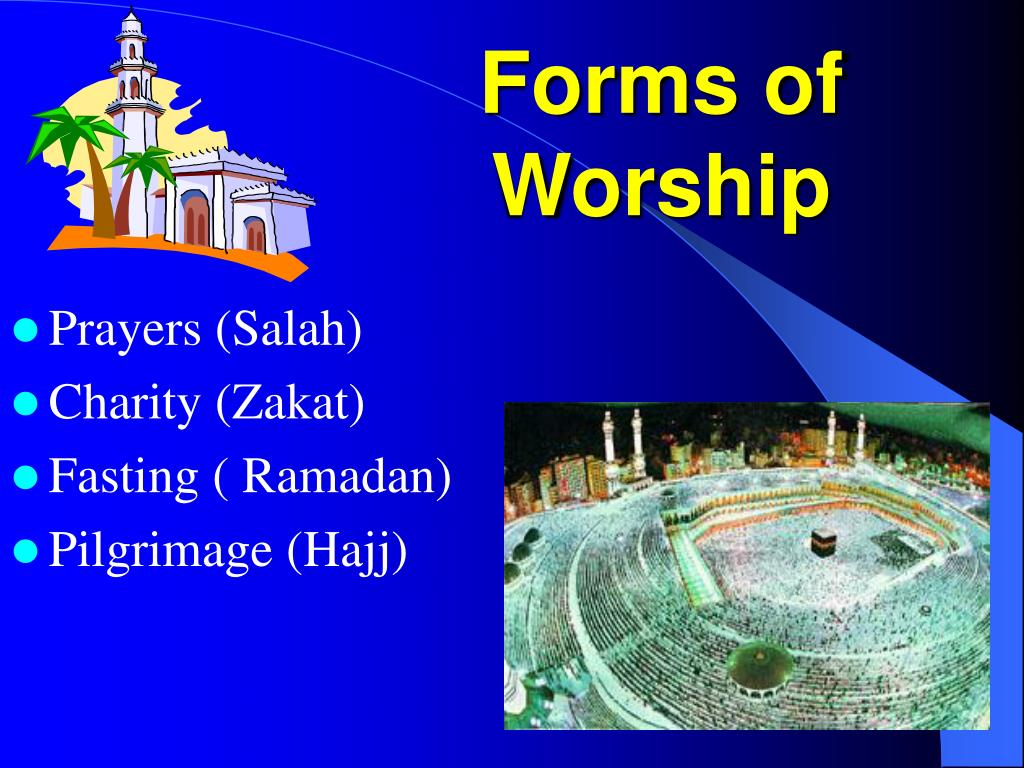 Forms of Worship