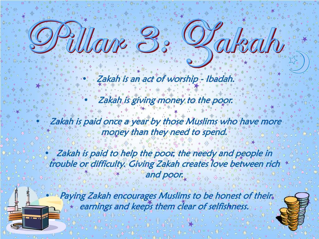 Pillar 3: Zakah