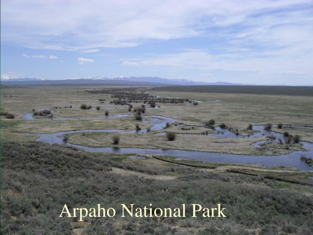 Arpaho National Park