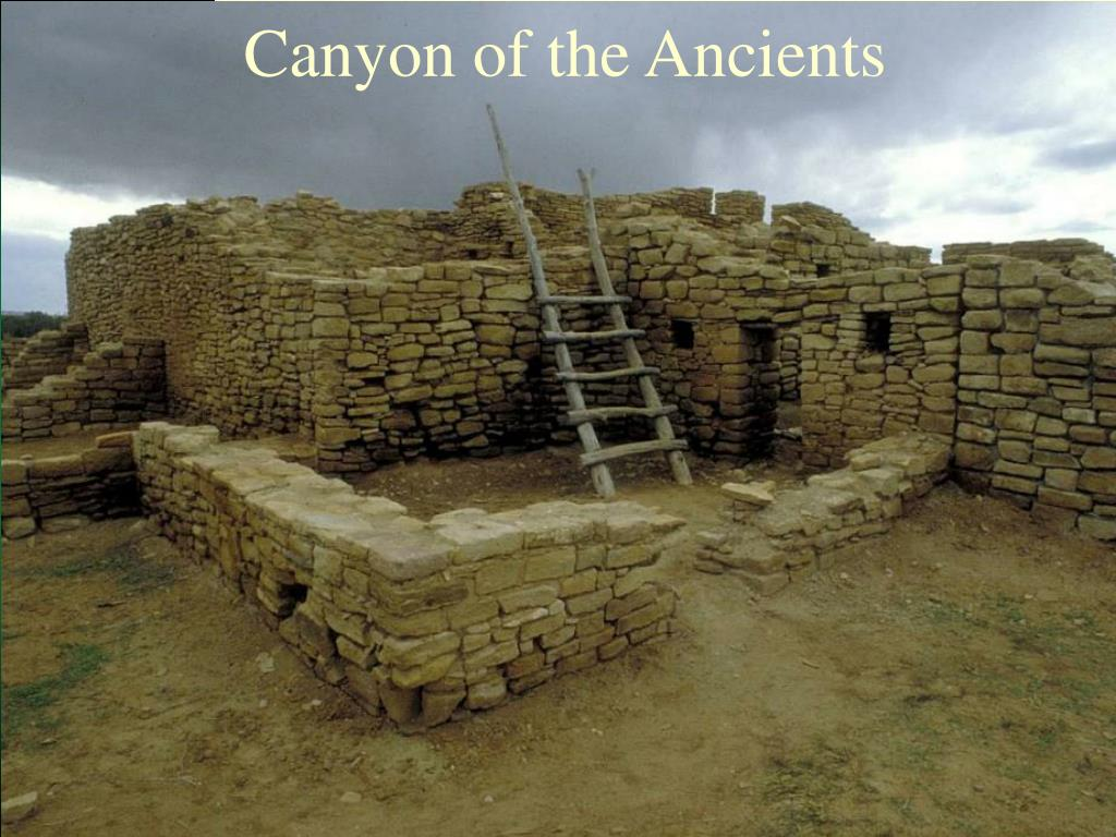 Canyon of the Ancients