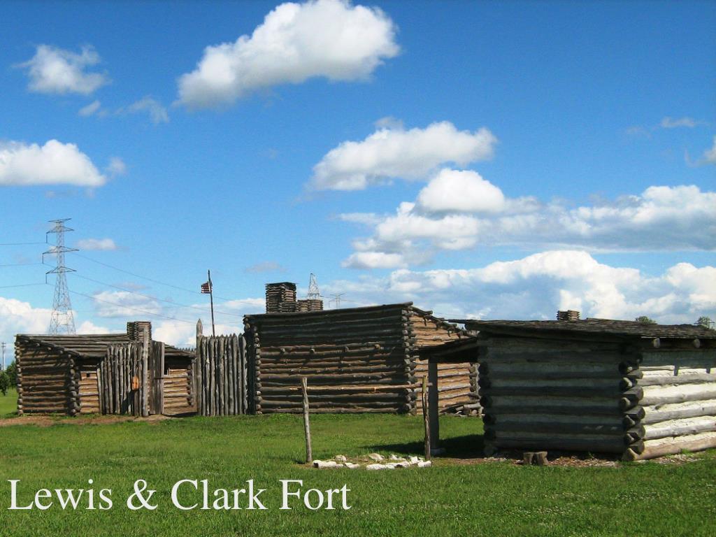 Lewis & Clark Fort