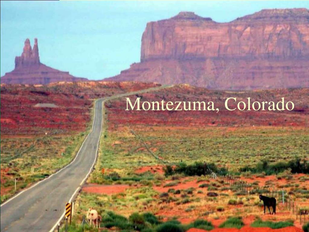 Montezuma, Colorado