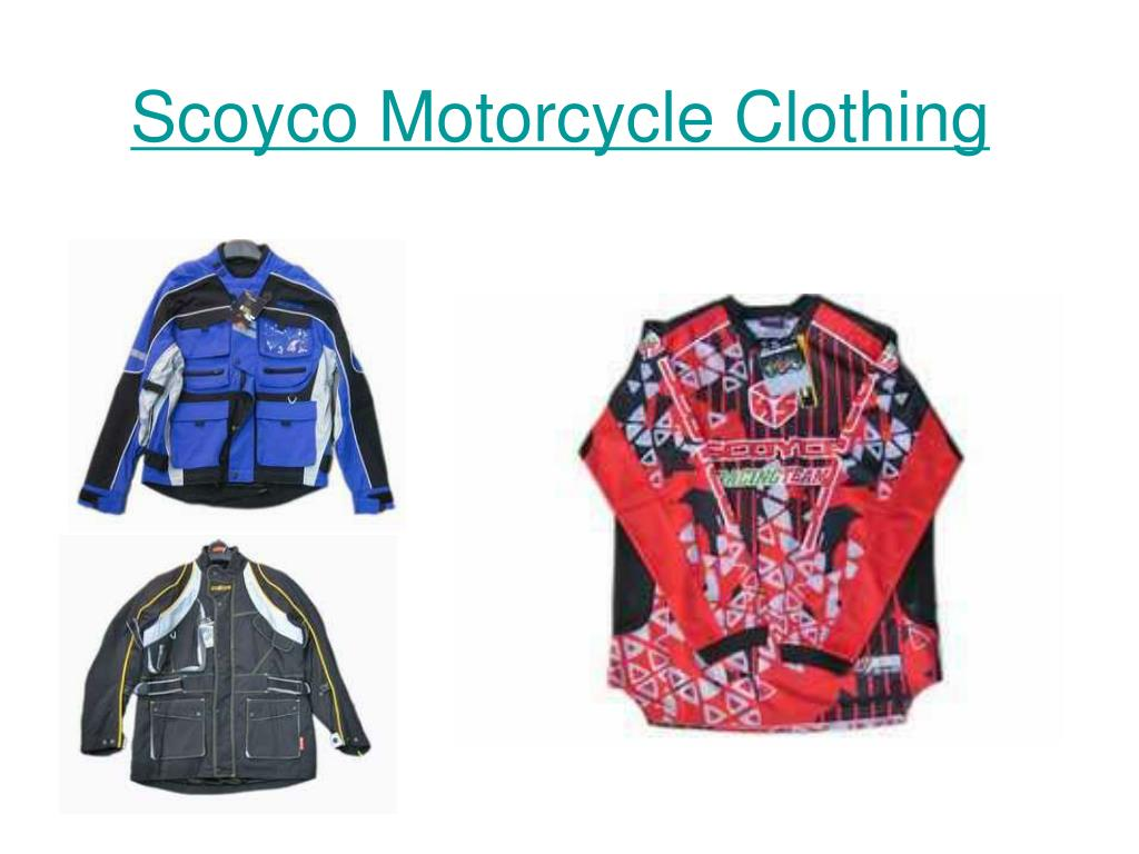 scoyco motorcycle clothing l.
