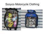scoyco motorcycle clothing4