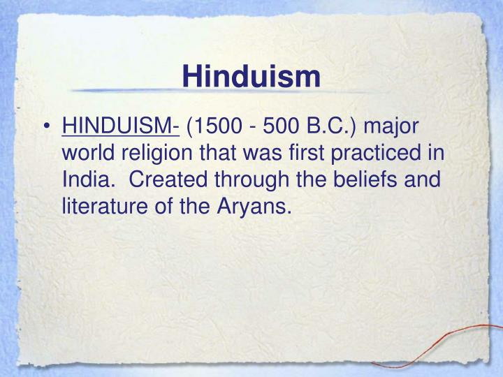 a comparative analysis of hinduism and Search results you were looking for in seventeen pages hinduism is examined in an analysis of karma and the religious notion of comparative analysis of.