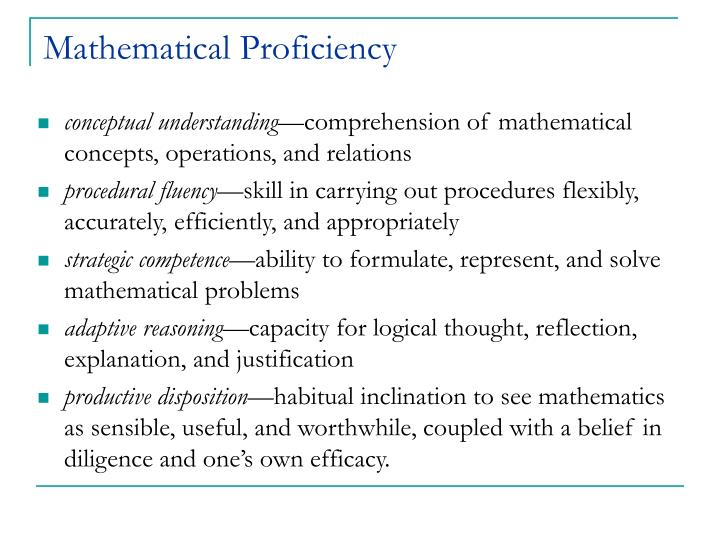 disposition on diversity proficiencies That do we know about education and diversity, and how do we know it this  two-part  students to proficiency on state and :  fears about members of other  groups often stem from and dispositions in order to create a caring learning en.
