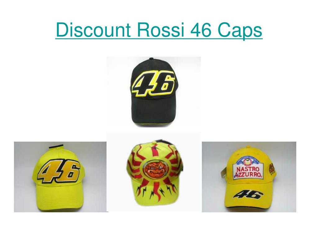 discount rossi 46 caps l.