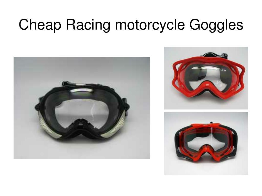 Cheap Racing motorcycle Goggles