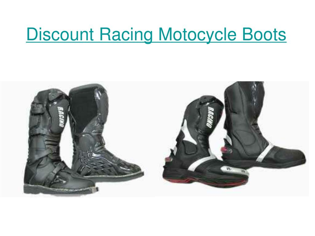 discount racing motocycle boots l.