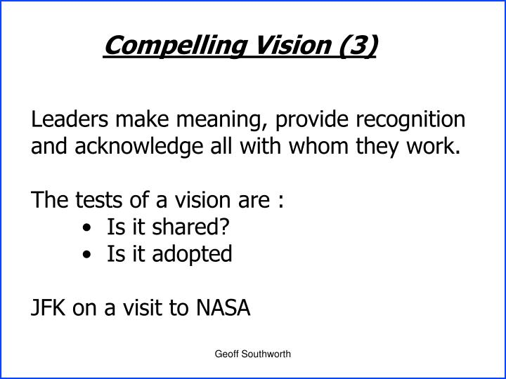 Compelling Vision (3)