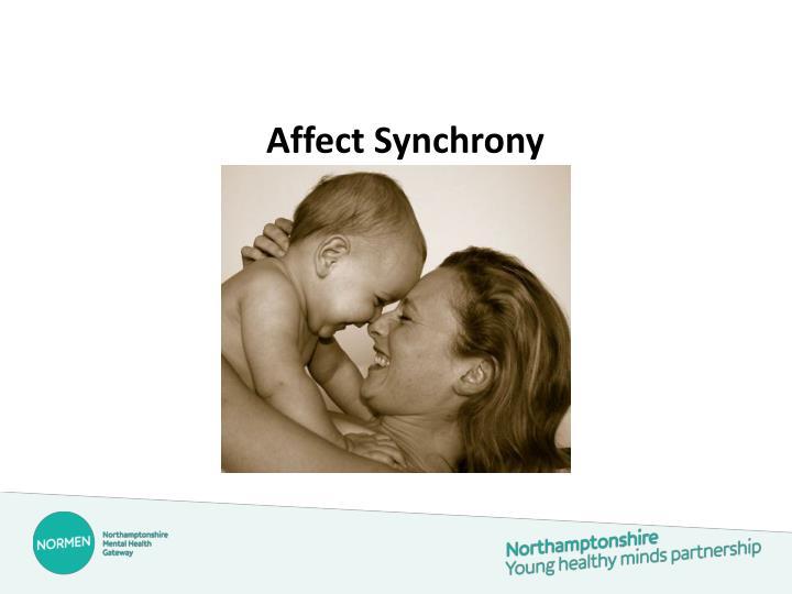 Affect Synchrony