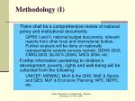 methodology i
