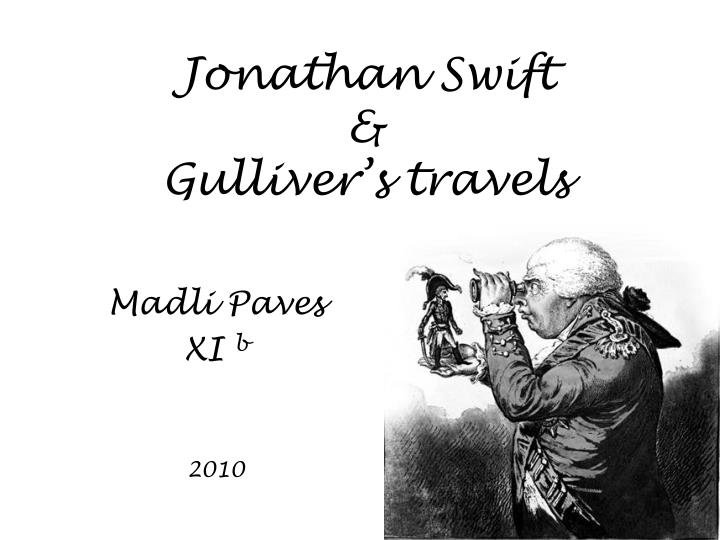 jonathan swift gulliver s travels n.