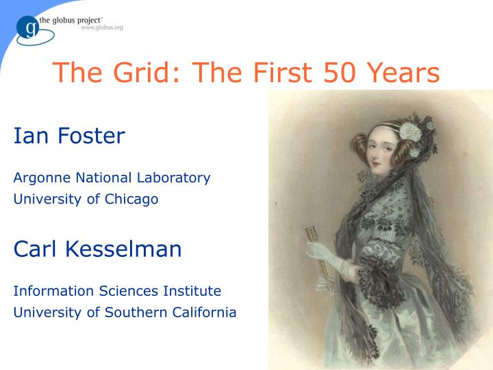 The grid the first 50 years