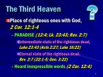 the third heaven6