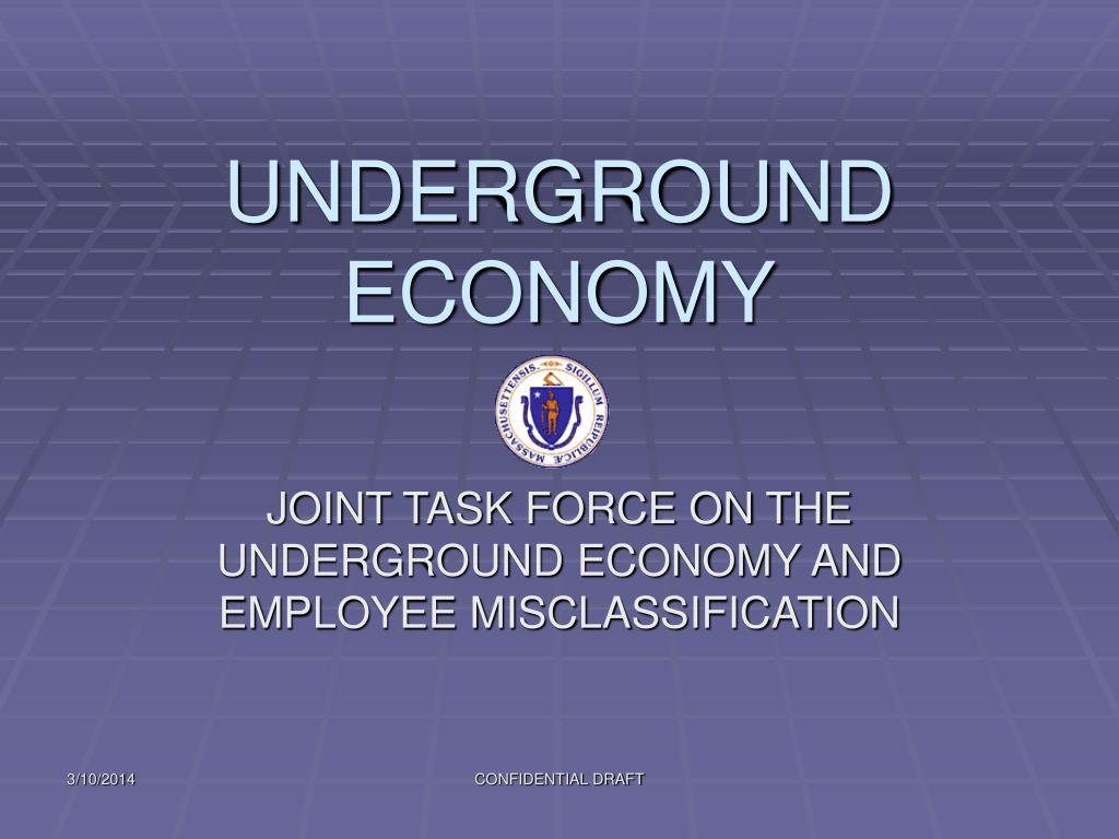 underground economy l.