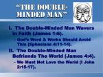 the double minded man5