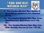 the double minded man7
