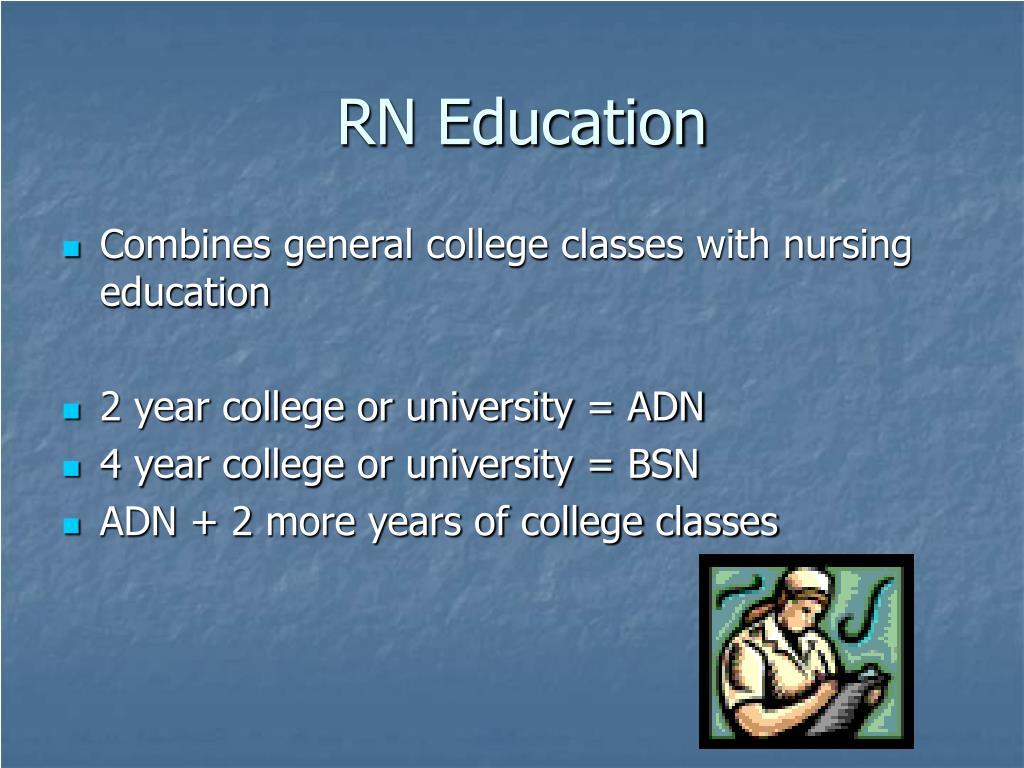 RN Education
