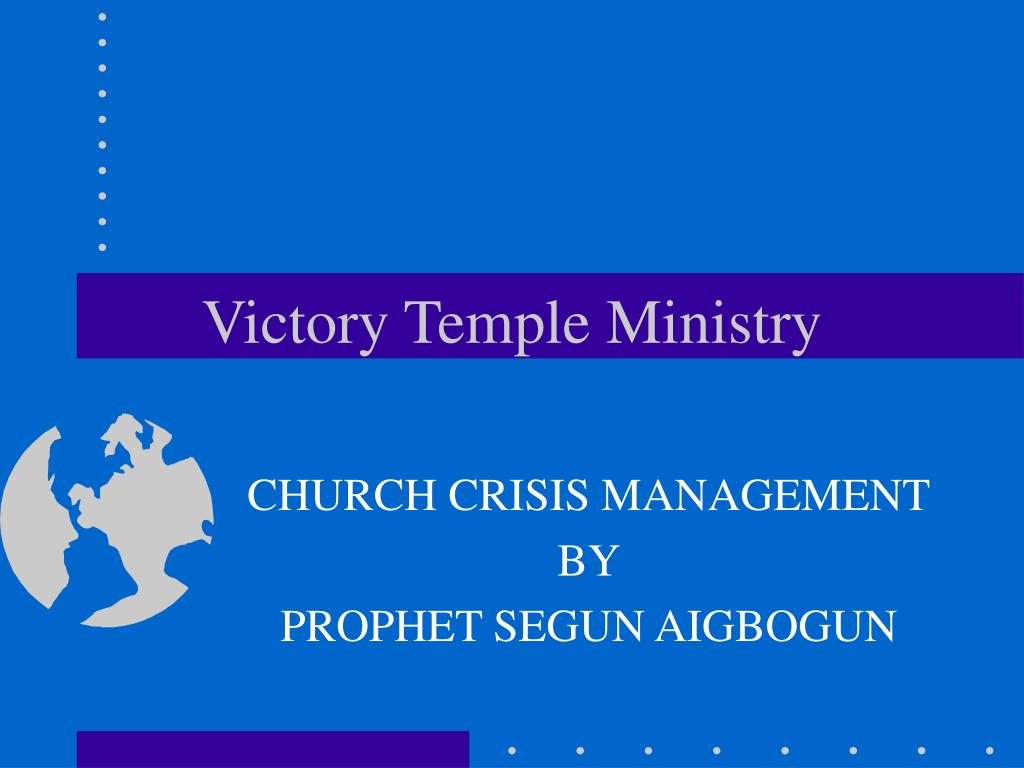 victory temple ministry l.