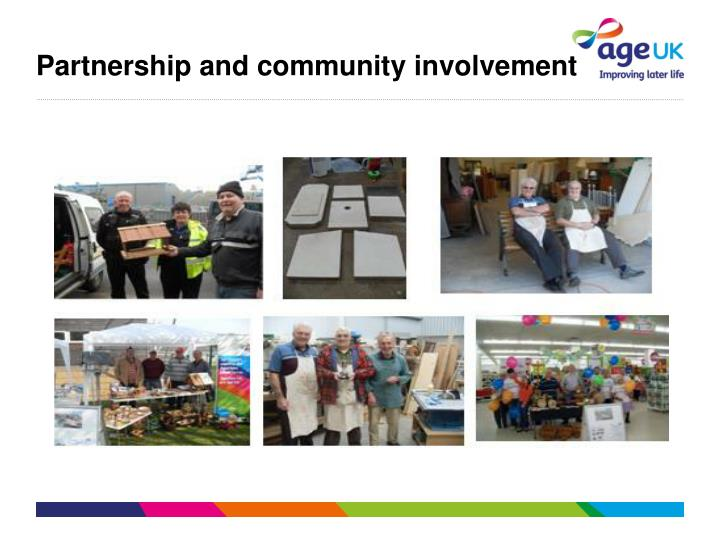 Partnership and community involvement