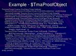example tmaproofobject