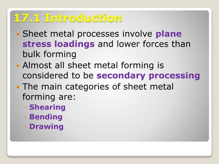 introduction to sheet metal forming processes 2001 simtech simulation et technologie all rights reservedpage1/47introduction to sheet metal forming processesintroduction: evolution of and alternative choicesstyle product-process tooling cam design validation tryout proces 18 monthsproductioncopyright 2001 simtech simulation.