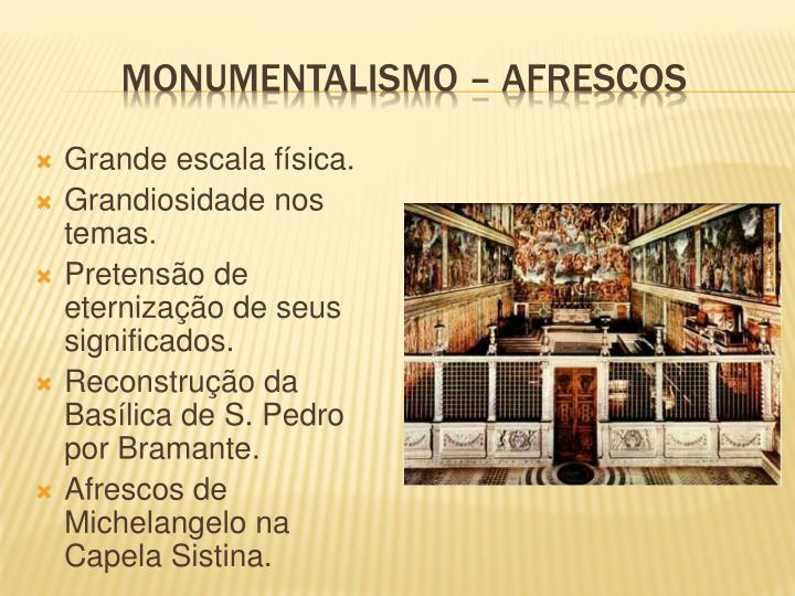 Monumentalismo