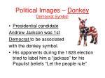 political images donkey democrat symbol