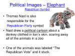 political images elephant republican symbol