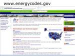 www energycodes gov