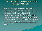 the big stick america and the world 1901 19175