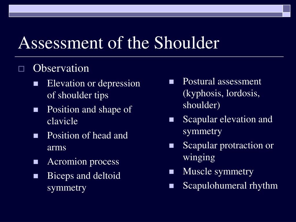 PPT - Chapter 22: The Shoulder Complex PowerPoint ...
