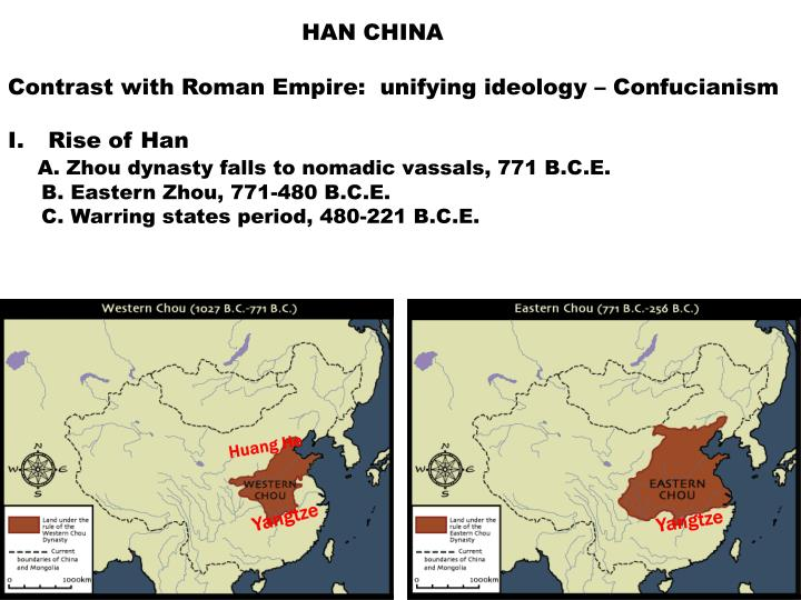 han and roman empire Ever after their decline and fall imperial rome and han china remained the model of empire and the creation of a shared culture and identity on a massive scale.