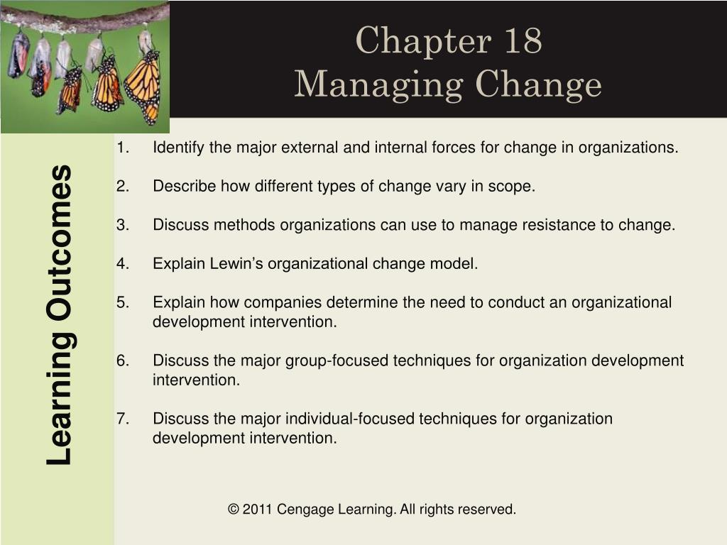 resistance to change ppt