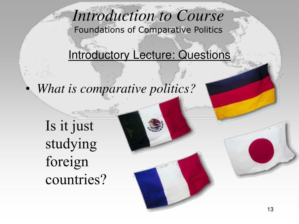 Introduction to Course